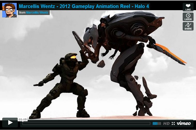 Marcellis Wentz Halo 4 Reel
